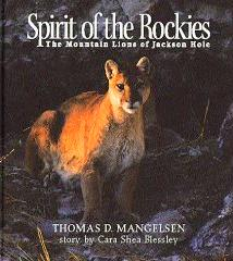 Image of Library-Spirt of the Rockies Book - Cover b